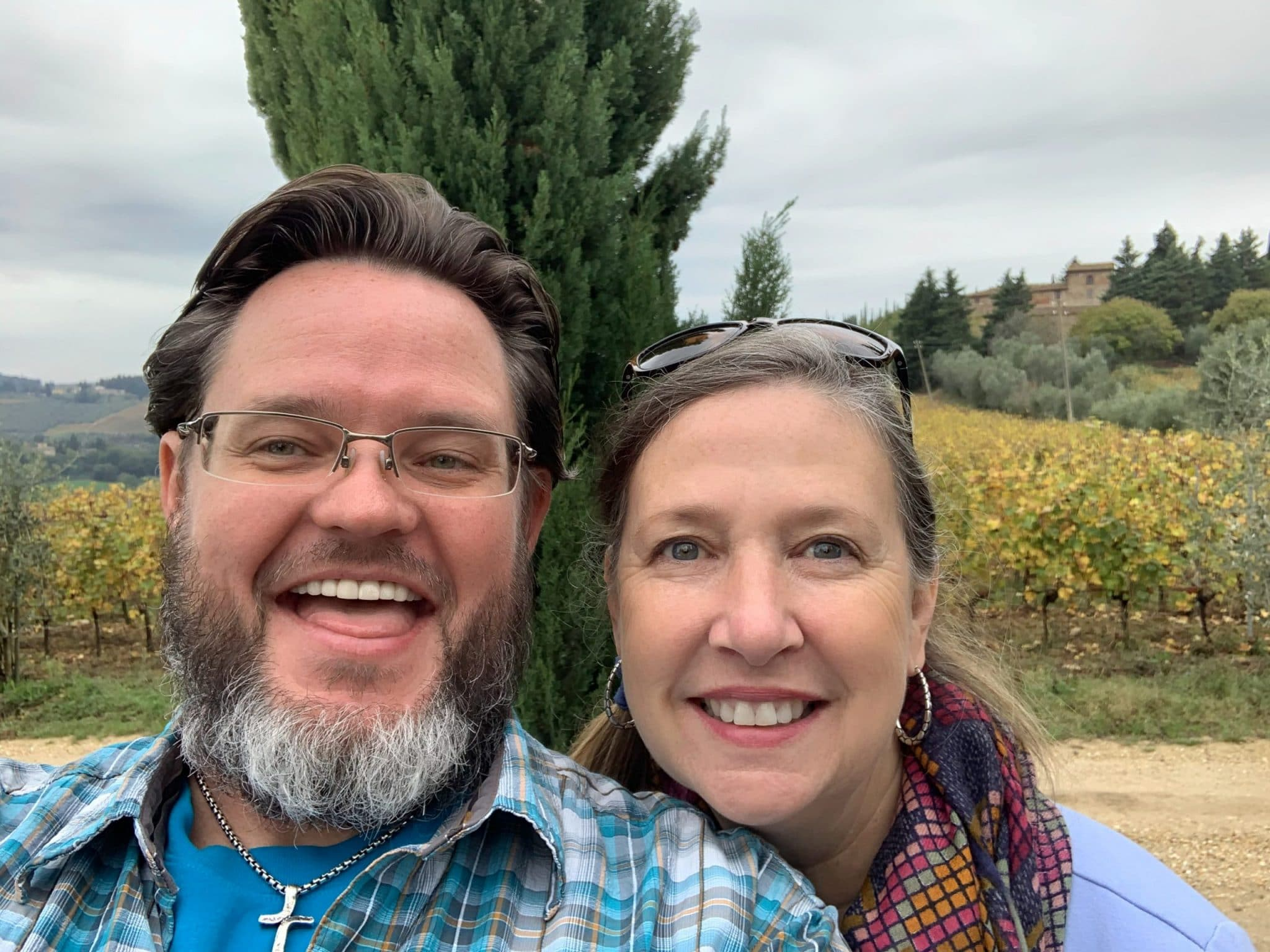 Jason and Nancy Herndon